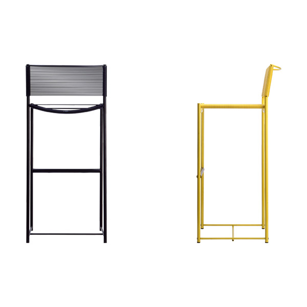 Spaghetti Chair And Stool Modern Furniture Houston Texas