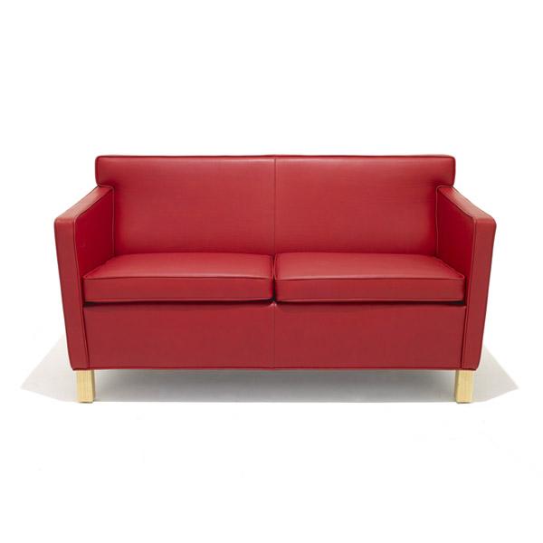 Modern Furniture Houston krefeld settee and sofa - modern furniture houston texas