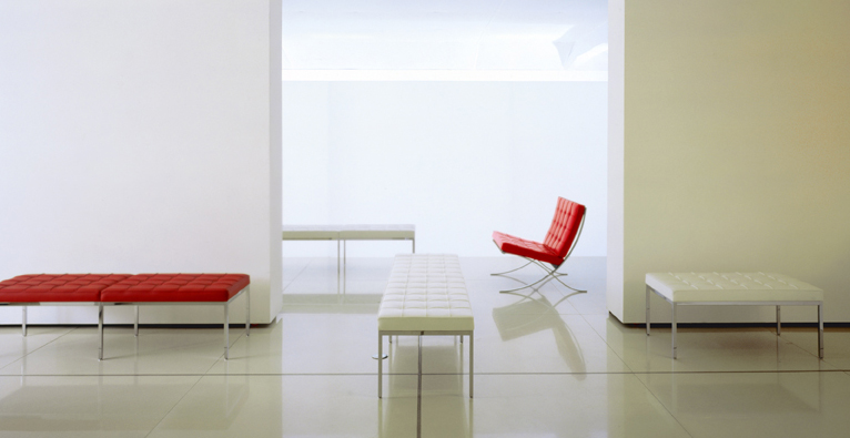 Knoll Bench Modern Furniture Houston Texas Contemporary