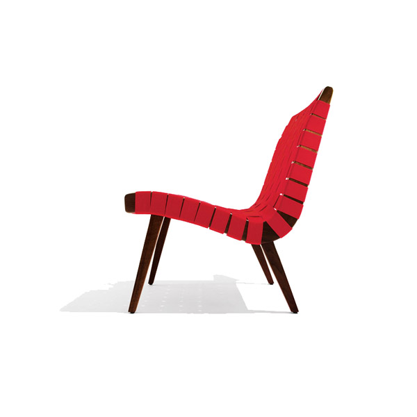 Risom Lounge Chair | Modern Furniture Houston Texas, Contemporary