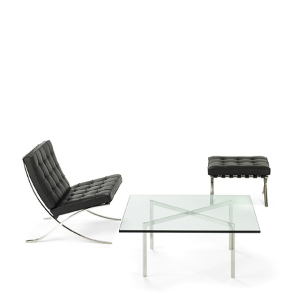 Barcelona Chair Modern Furniture Houston Texas