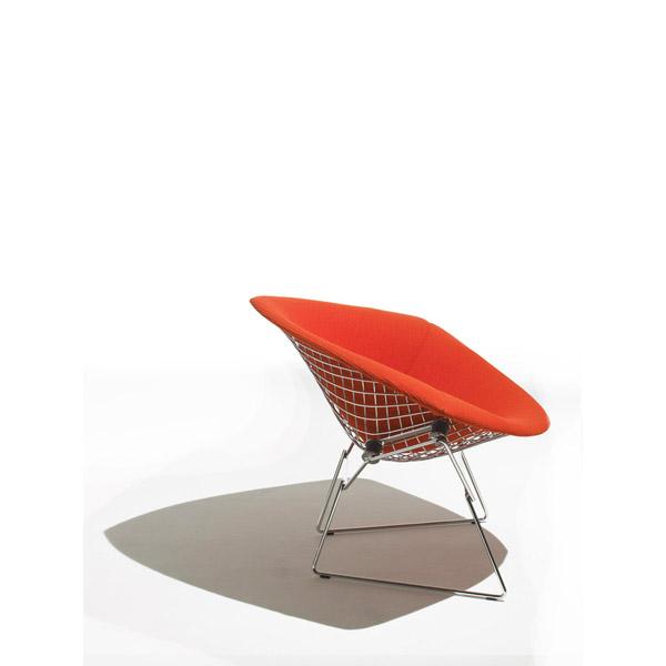 Large Diamond Chair Modern Furniture Houston Texas