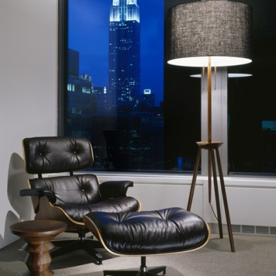 Eames Lounge Chair And Ottoman Modern Furniture Houston