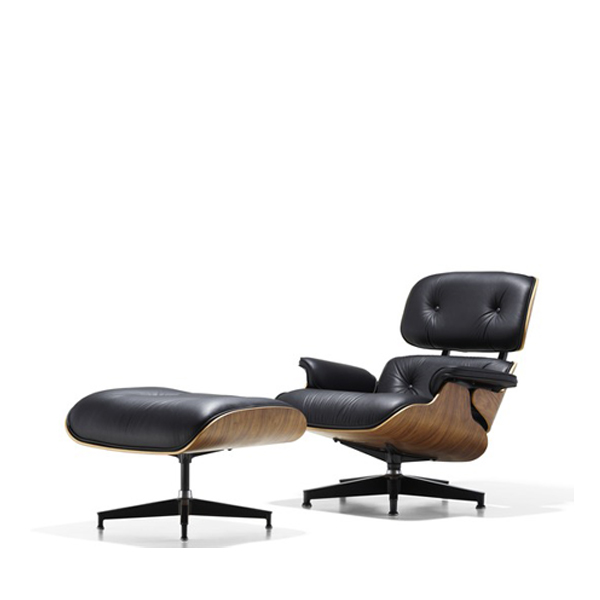 Eames Lounge Chair and Ottoman Modern Furniture Houston Texas