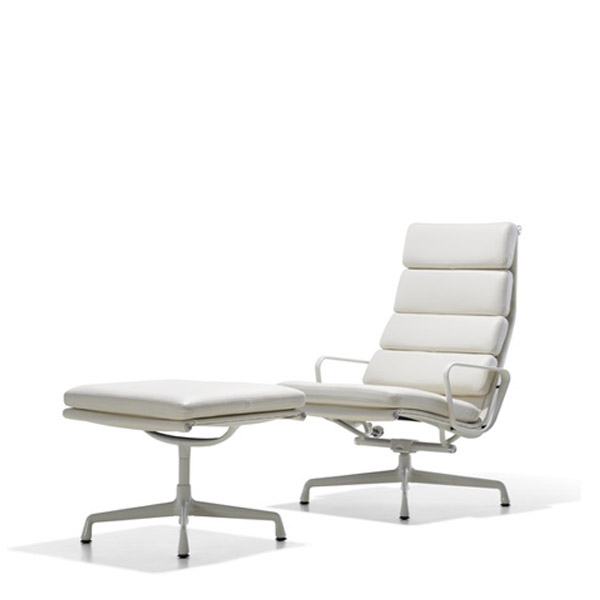 Eames Soft Pad Lounge Chair | Modern Furniture Houston Texas