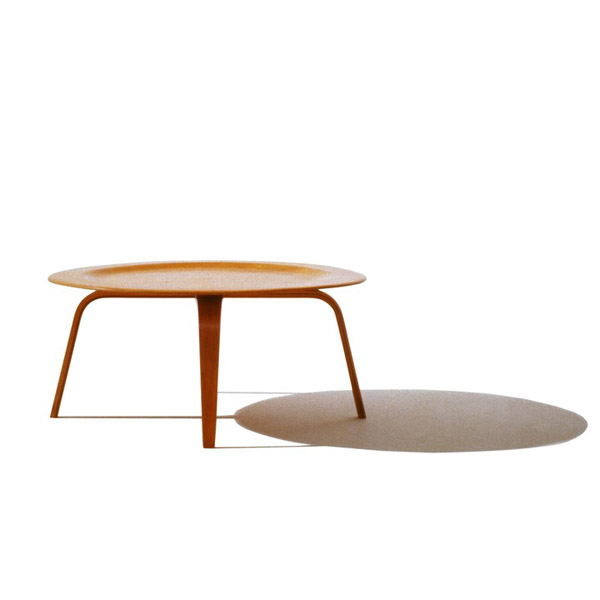 Eames Molded Plywood Coffee Table Modern Furniture Houston Texas Contemporary Furniture